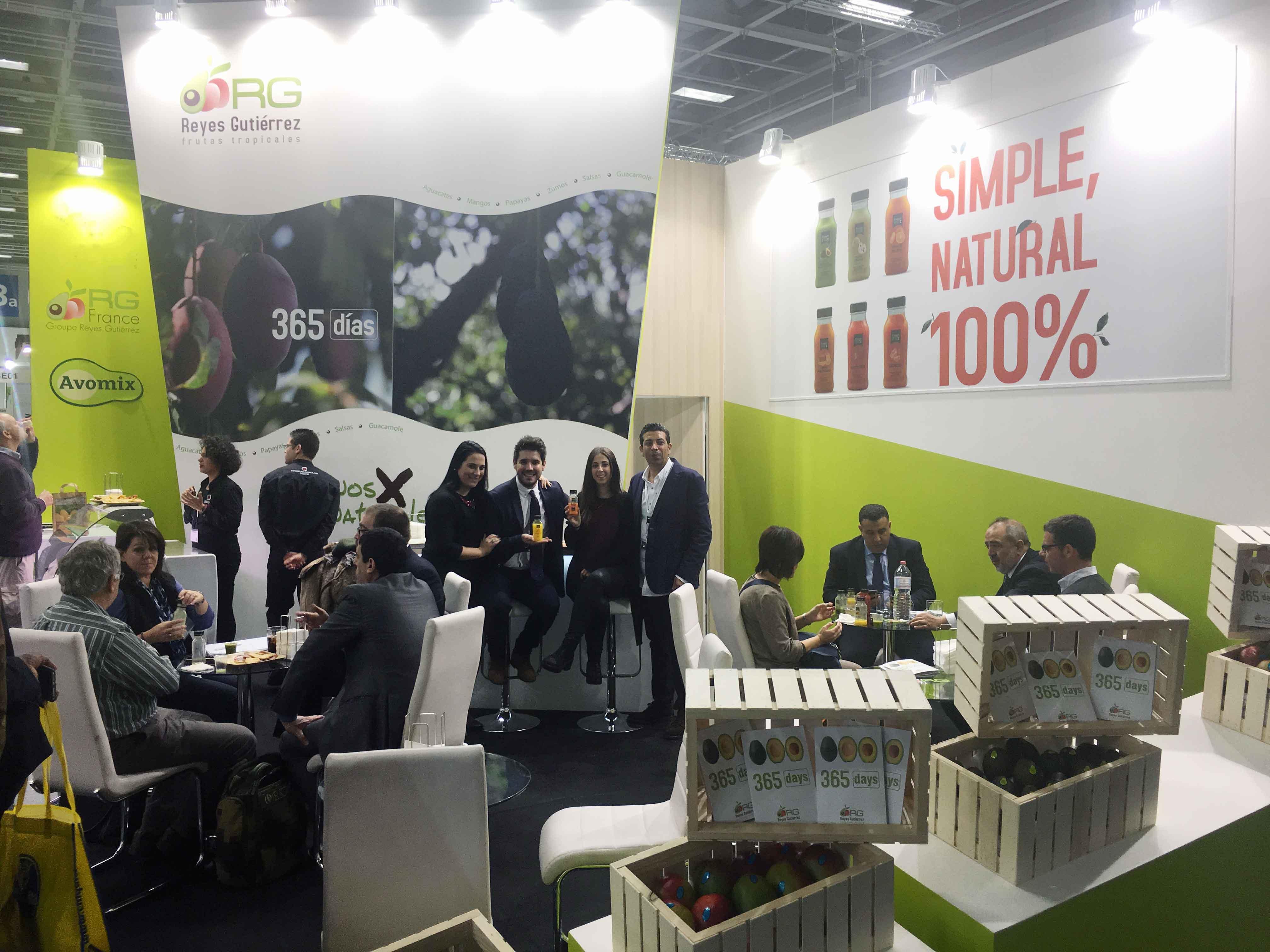Reyes Gutiérrez Volverá a Fruit Logistica