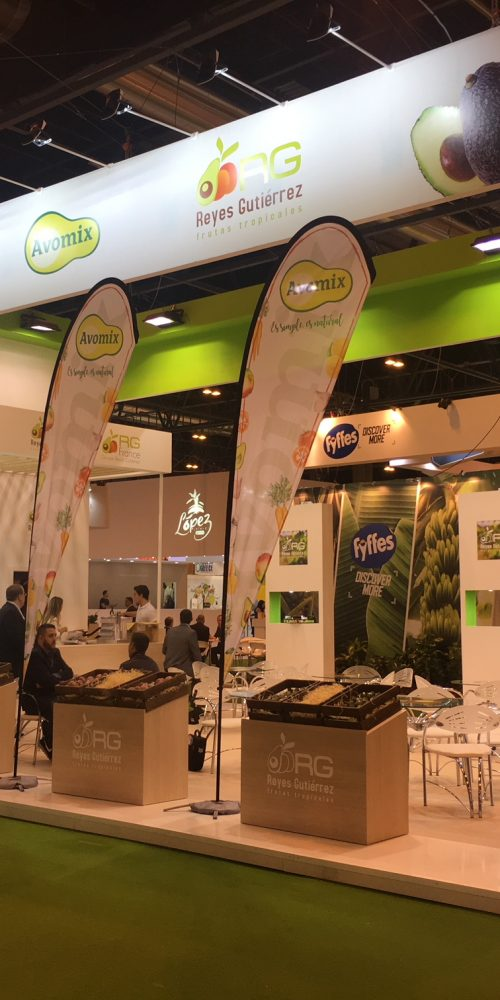 Fruit Attraction Stand