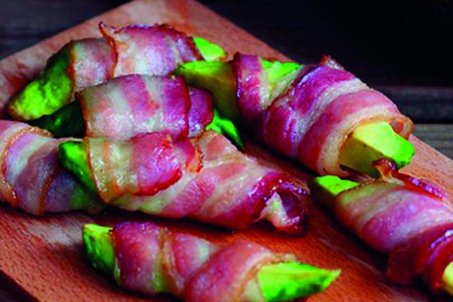 Bacon de aguacate