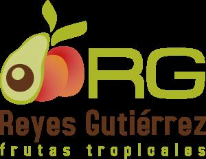 Aguacates y Mangos - Reyes Gutiérrez Logo Transparente