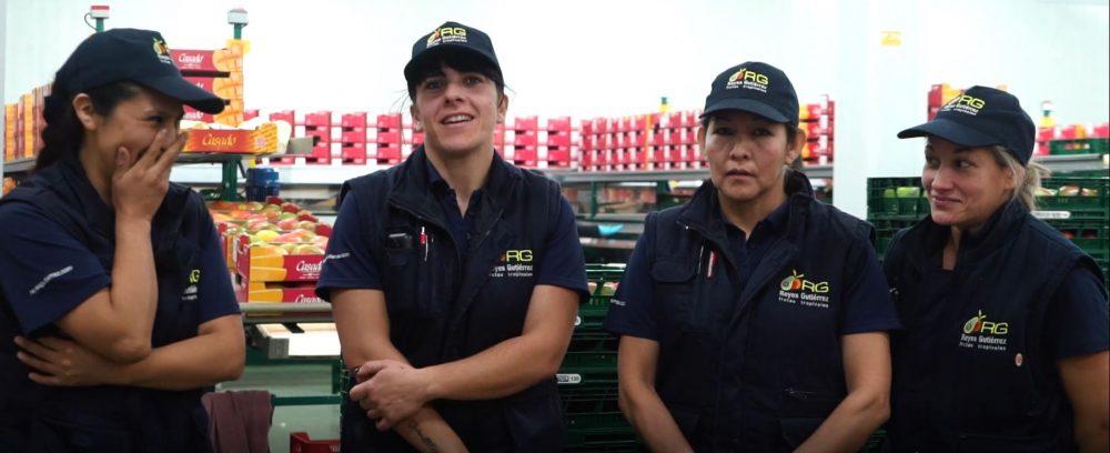 equipo reyes gutierrez trabajadoras